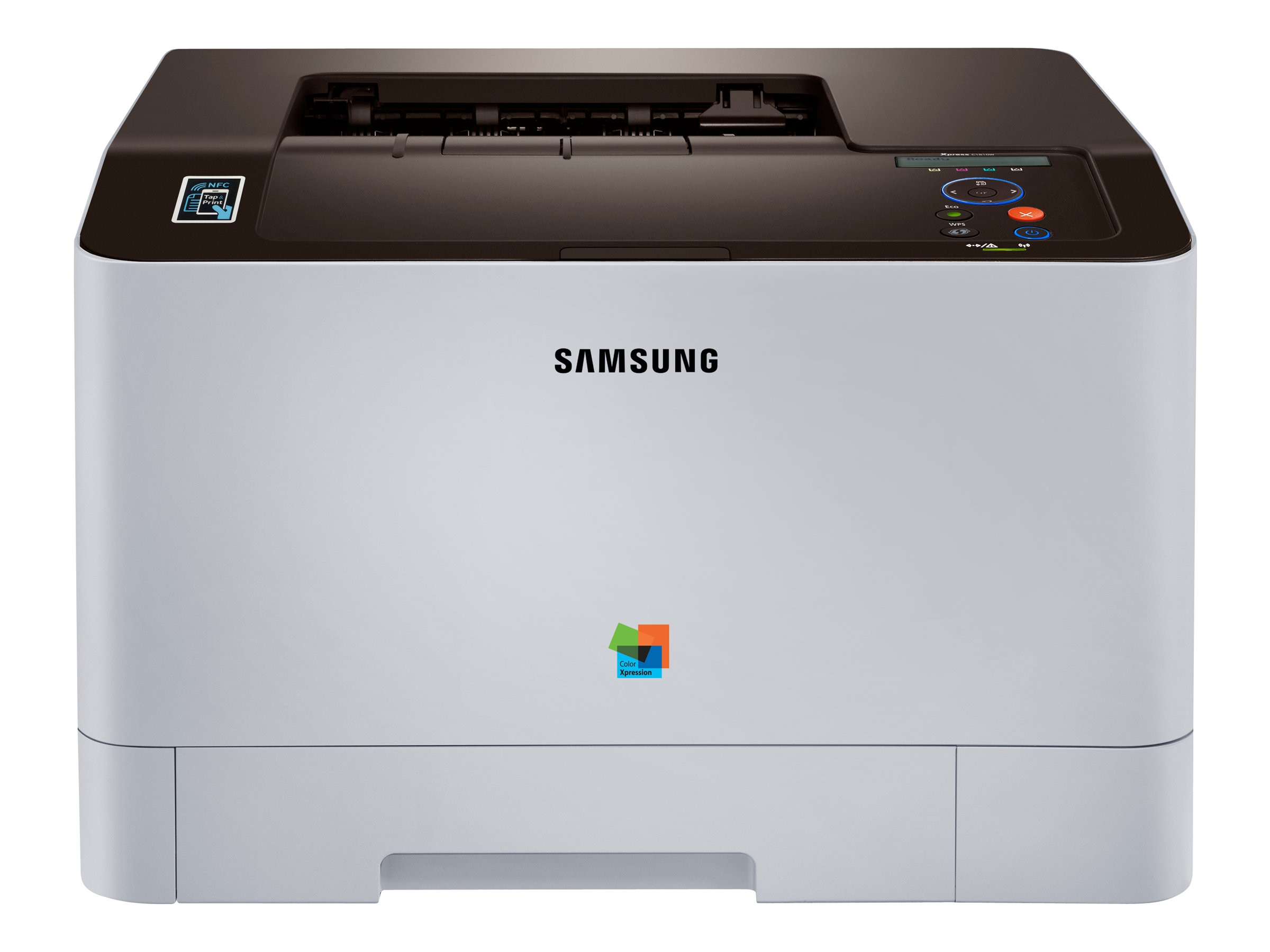 Samsung Xpress C1810W Color Laser Printer, SL-C1810W/XAA, 17059463, Printers - Laser & LED (color)
