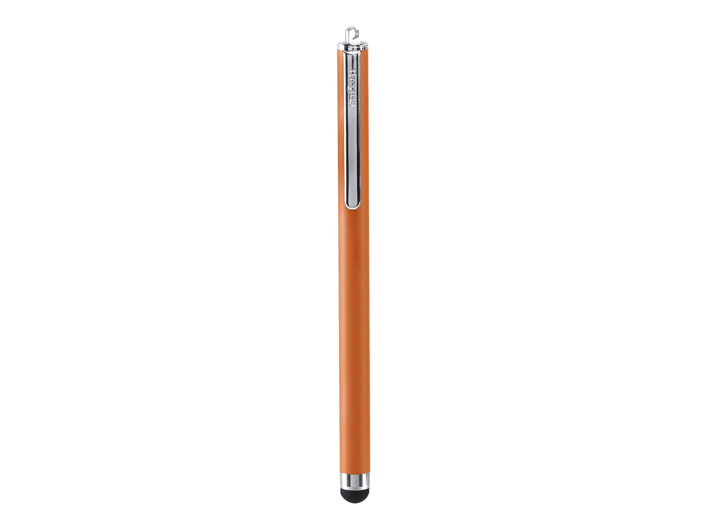 Targus Stylus for iPad 3, Orange Peel, AMM0117US