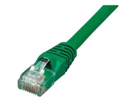 Comprehensive CAT5E 350MHz UTP Snagless Patch Cable, Green, 7ft, CAT5-350-7GRN, 32084245, Cables