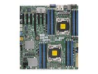 Supermicro Motherboard, X10DRH-C-O, MBD-X10DRH-C-O, 17894653, Motherboards