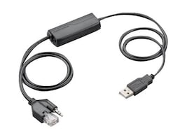 Plantronics EHS Cable APU-75 (UC Adapter), 202678-01, 31602899, Phone Accessories