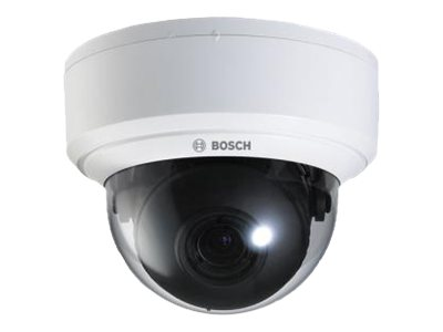 Bosch Security Systems Indoor True Day Night Dome Camera, 2.8-10.5mm Lens, DW