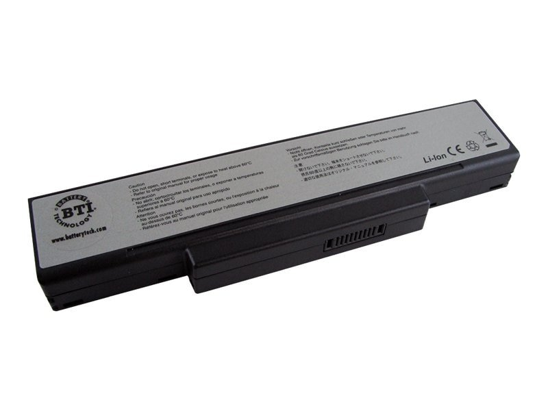 BTI Battery for Benq Joybook R55 Series Notebooks, MS-M660, 8891151, Batteries - Notebook