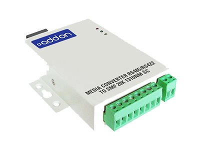 ACP-EP Media Converter RS485 RS422 To SMF 20K 1310NM SC, ADD-RS422-2SC, 16223014, Network Transceivers