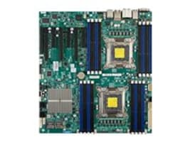 Supermicro Motherboard, EATX, DP C602 16 DIMMS-SATA 11USB IEEE 7.1HD, X9DAE-O, 13749651, Motherboards