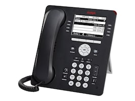 Avaya 9608G Gigabit Ethernet IP Phone, Grey, 700505424, 19333972, VoIP Phones