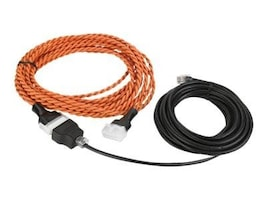 APC NetBotz 20' Leak Rope Sensor, Orange, NBES0308, 9683901, Environmental Monitoring - Indoor