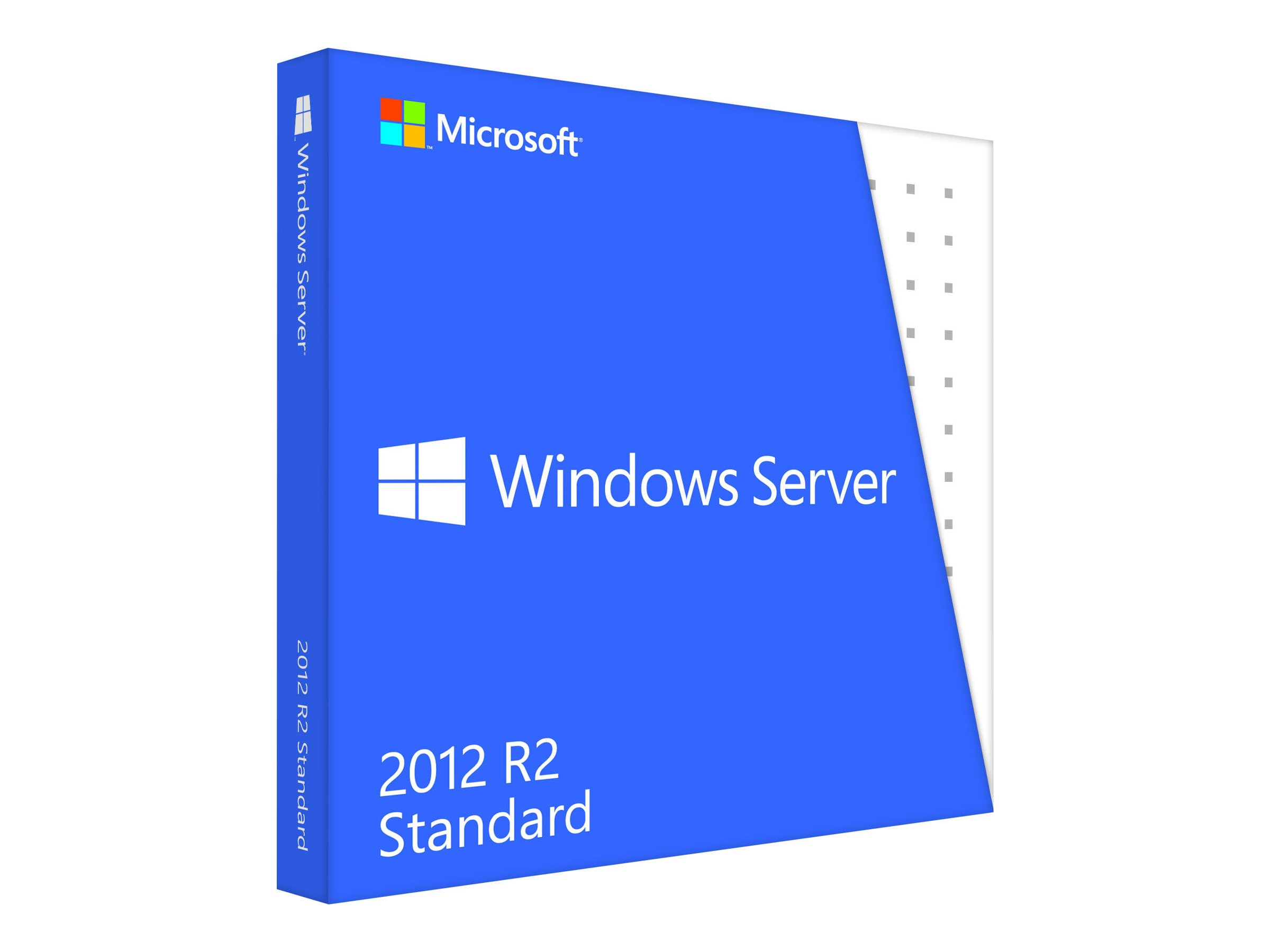 Microsoft Windows Server Standard 2012 R2 64-bit DVD + 5-client, P73-05966