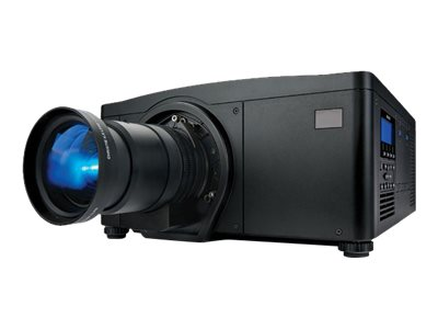Christie DS+14K-M SXGA+ DLP Projector, 14000 Lumens, Black, 118-020114-04