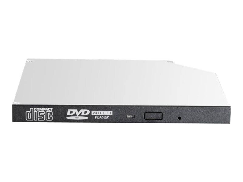 HPE 9.5mm SATA DVD-ROM JackBlack Optical Drive