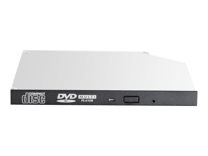 HPE 9.5mm SATA DVD-ROM JackBlack Optical Drive