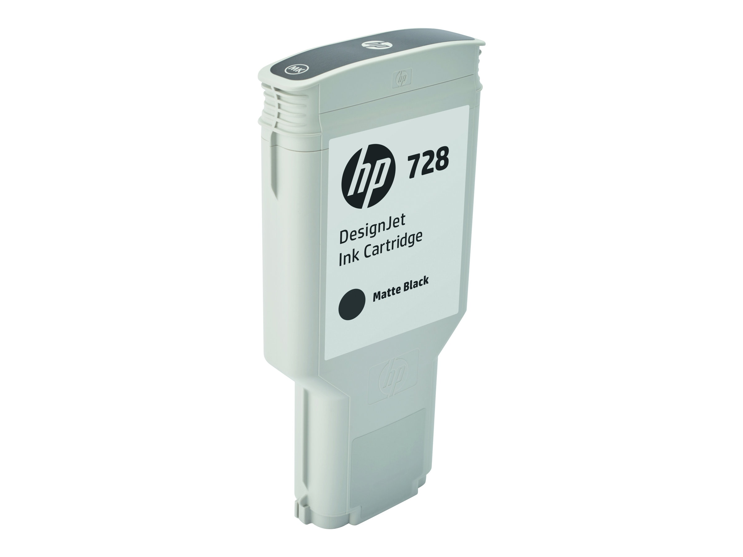 HP 728 (F9J68A) 130ml Matte Black Designjet Ink Cartridge for HP DesignJet T730 & T830 Series