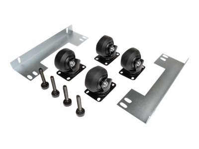 Tripp Lite Heavy-Duty Rolling Caster Kit (4) Casters, SRCASTERHDKIT, 15156235, Rack Mount Accessories