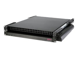 APC Rack Side Air Distribution 2U 208 230 50 60HZ, ACF202BLK, 6539200, Rack Cooling Systems