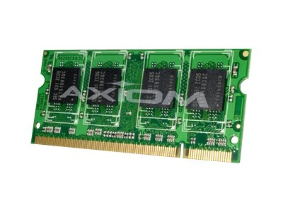 Axiom 4GB PC2-5300 204-pin DDR2 SDRAM SODIMM for Select Models, AX2667S5Y/4G