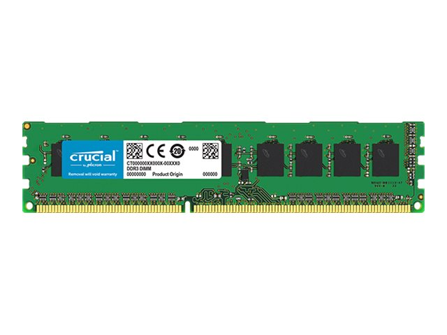 Crucial 8GB PC3-14900 240-pin DDR3 SDRAM UDIMM, CT102464BD186D