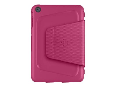 Belkin Apex360 Advanced Protection Case for iPad mini iPad mini w  Retina Display, Fuchsia Fuchsia, F7N023BTC02
