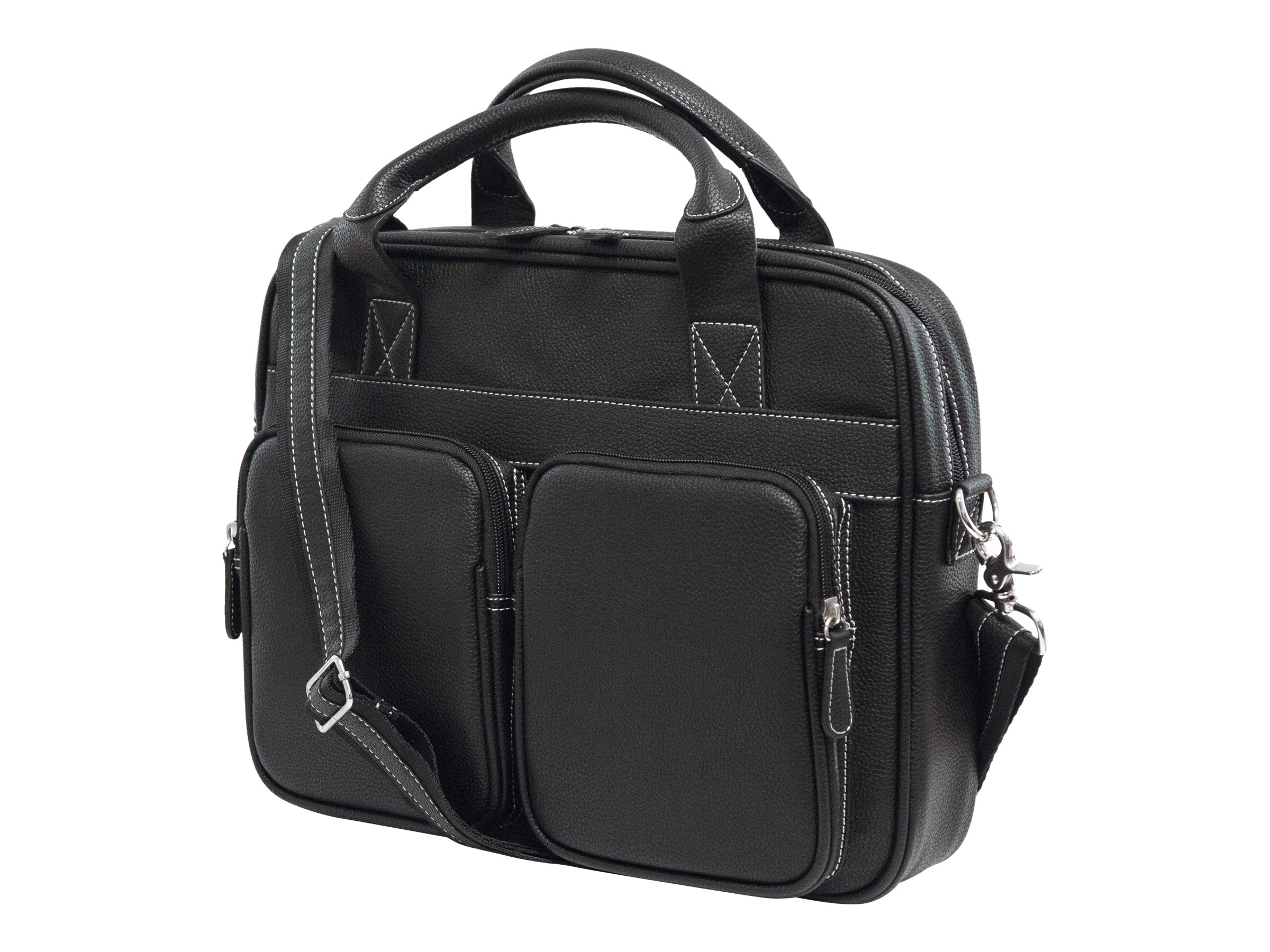 Mobile Edge Tech Briefcase 14.1 15 Mac, Black