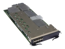 Brocade MLX 8Pt. 10GBE M SFP Module, NI-MLX-10GX8-M, 11235032, Network Device Modules & Accessories