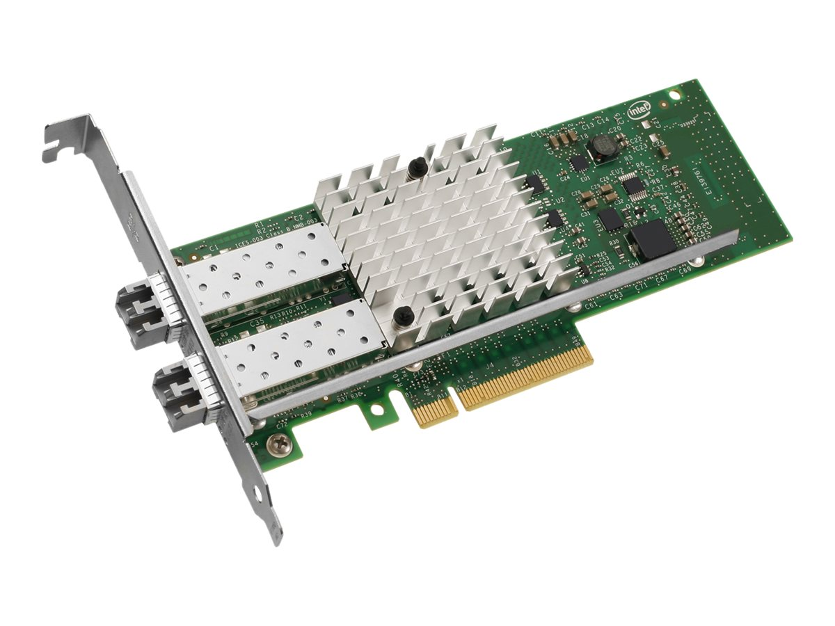 Intel Ethernet Server Adapter X520-SR2, E10G42BFSR