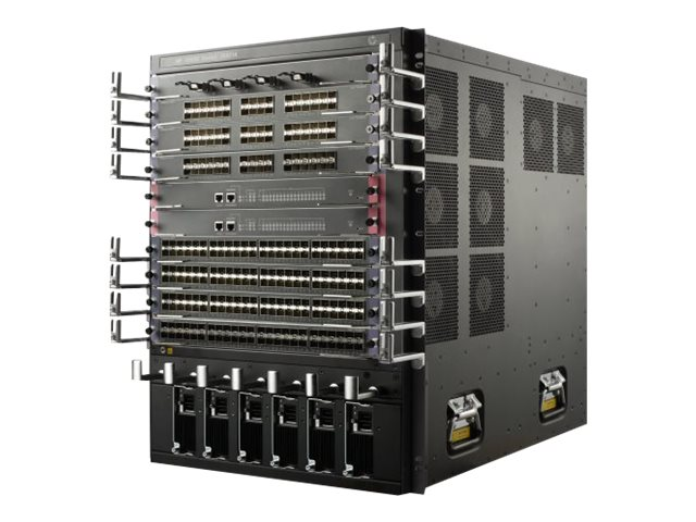 HPE 10508 TAA Switch Chassis, JG821A, 17922482, Network Switches