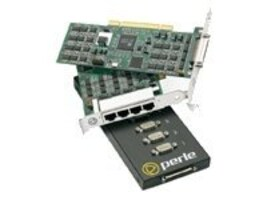 Perle UltraPort 4SI DB9F Connect Box, 04001980, 5166528, Controller Cards & I/O Boards