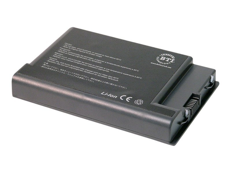 BTI TravelMate 800 Battery, AR-800L, 5577968, Batteries - Notebook