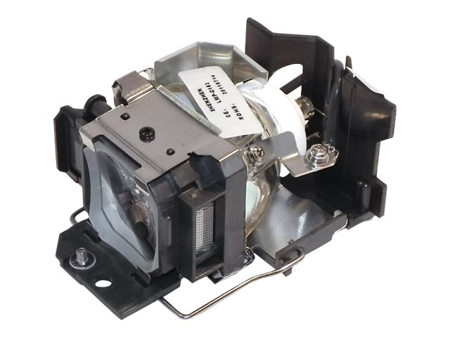 Ereplacements Front projector lamp for Sony VPL-ES3, VPL-ES4, VPL-EX3, VPL-EX4, VPL-CS20, VPL-CX20, LMP-C162-ER, 11226355, Projector Lamps