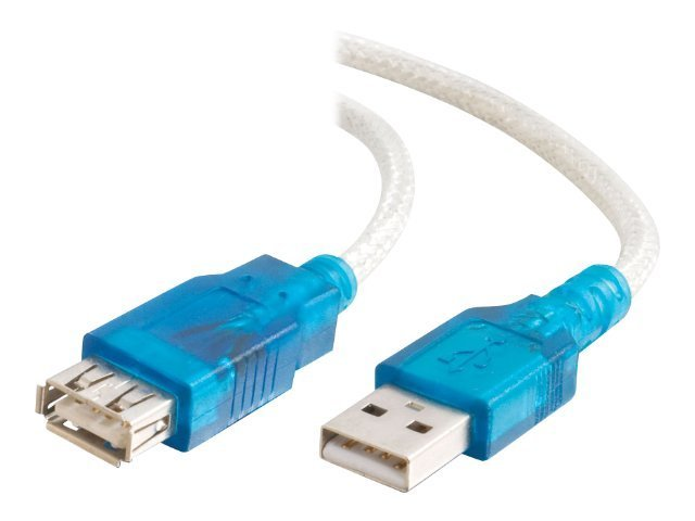 C2G USB 2.0 A A Active Extension Cable, 5m, 39978, 6157252, Cables