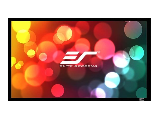 Elite ezFrame 2 Series Projector Screen, CineWhite, 16:9, 110, R110WH2, 20075851, Projector Screens