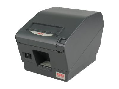 Oki OKIPOS 407II D USB 2.0 Printer w  Cutter, 62116703