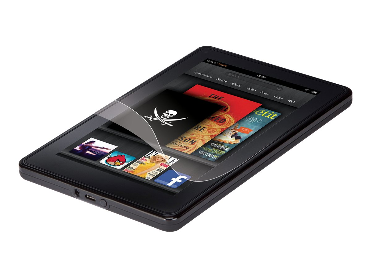 Targus Screen Protector for 7 Kindle Fire