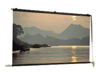 Da-Lite Scenic Roller Projection Screen, Matte White, 360, 40380, 23205341, Projector Screens
