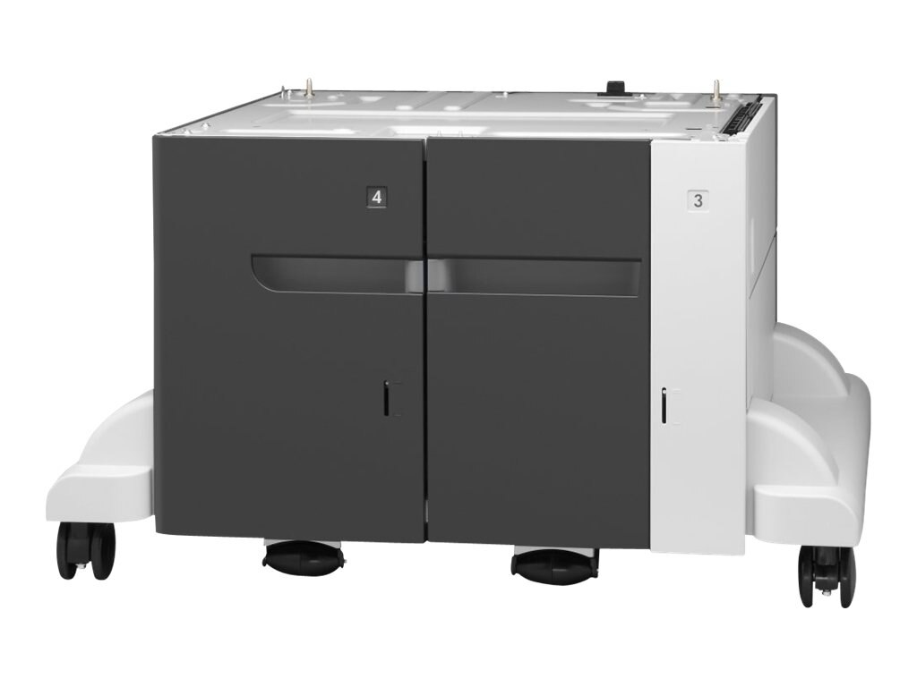 HP LaserJet 3500-sheet High-capacity Input Tray Feeder & Stand for HP LaserJet Enterprise 700 M712