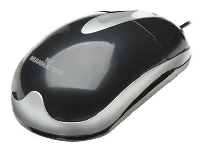 Manhattan Optical Desktop PS 2 Mouse, 177009, 15007205, Mice & Cursor Control Devices