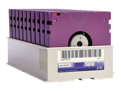 Spectra Logic LTO-6 MLM Tape Cartridge TeraPack, 90949397, 15685170, Tape Drive Cartridges & Accessories