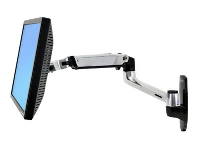 Ergotron LX Wall Mount Arm for Flat Panel