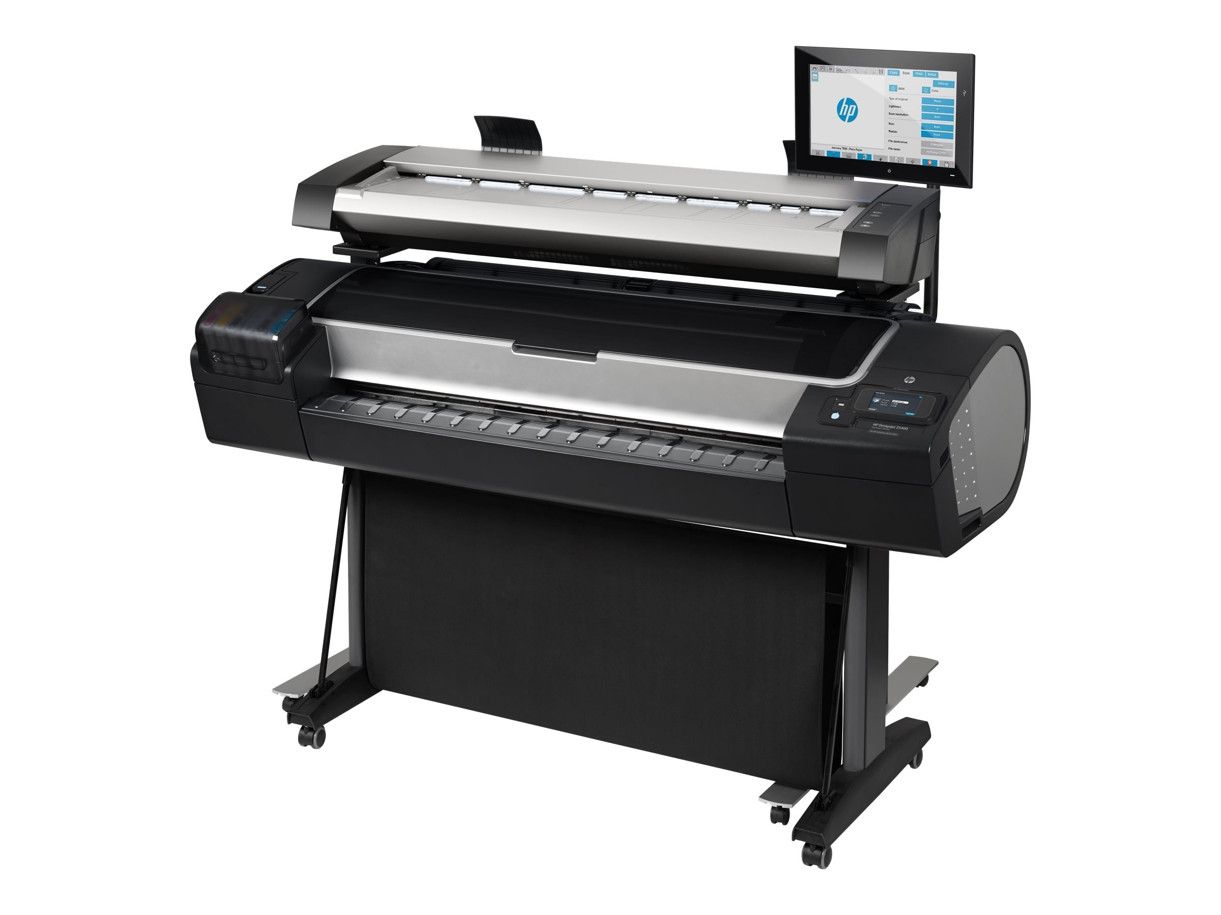HP Designjet HD Pro MFP w  Encrypted Hard Drive (TAA Compliant)