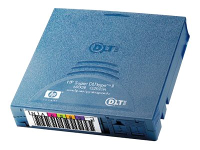 HPE 160 320GB 1 2 558m SDLT-1 Tape Cartridge, C7980A, 413779, Tape Drive Cartridges & Accessories