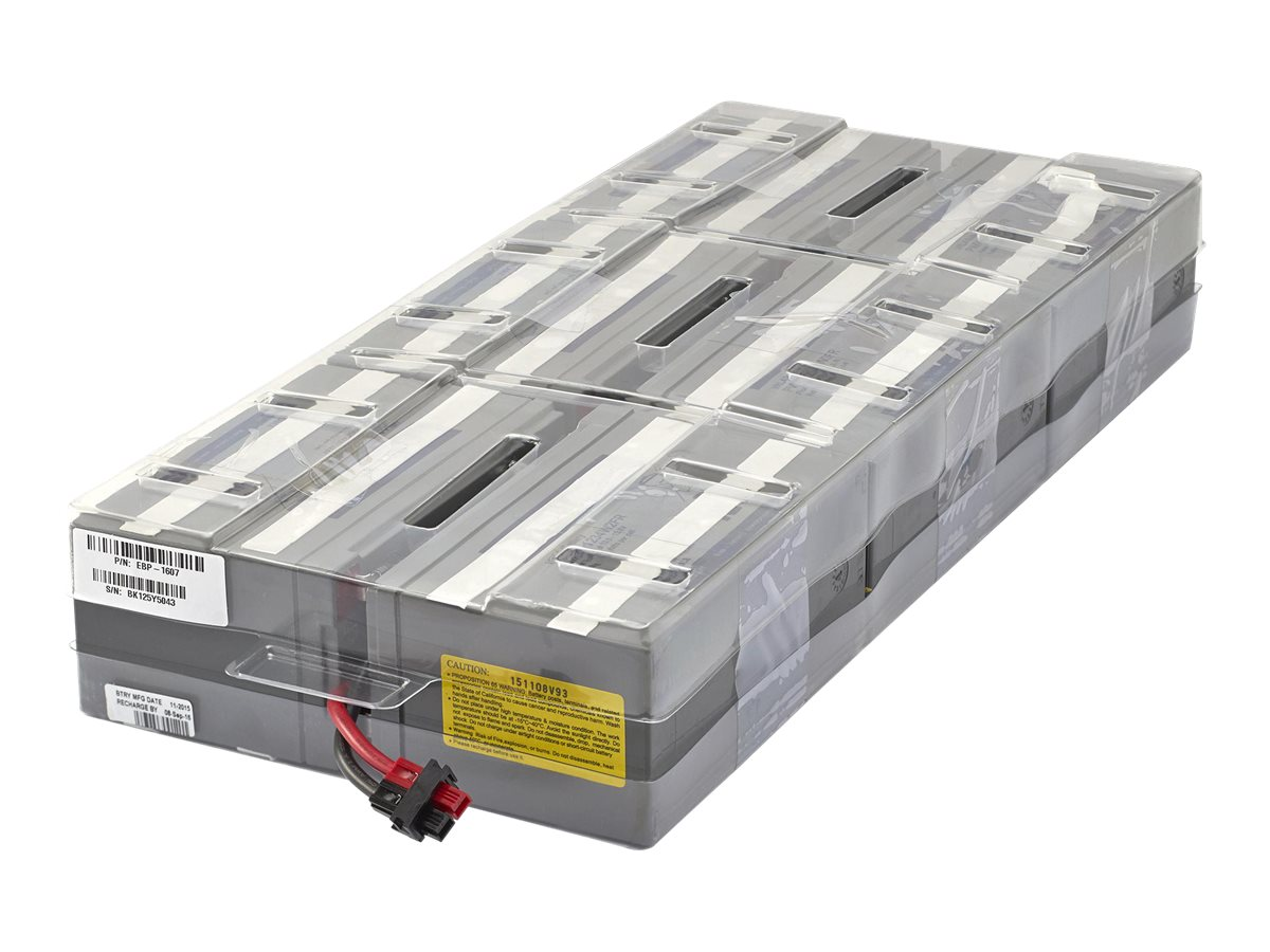Eaton PW9130 2000 3000 120V Rack Replacement Battery Pack, EBP-1607