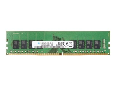 HP 8GB PC4-17000 260-pin DDR4 SDRAM SODIMM for Select Models, T7B77UT