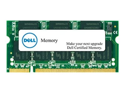 Dell 8GB PC3-12800 204-pin DDR3 SODIMM for Select Models