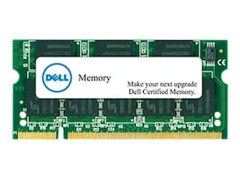 Dell 8GB PC3-12800 204-pin DDR3 SODIMM for Select Models, SNPN2M64C/8G, 17459310, Memory