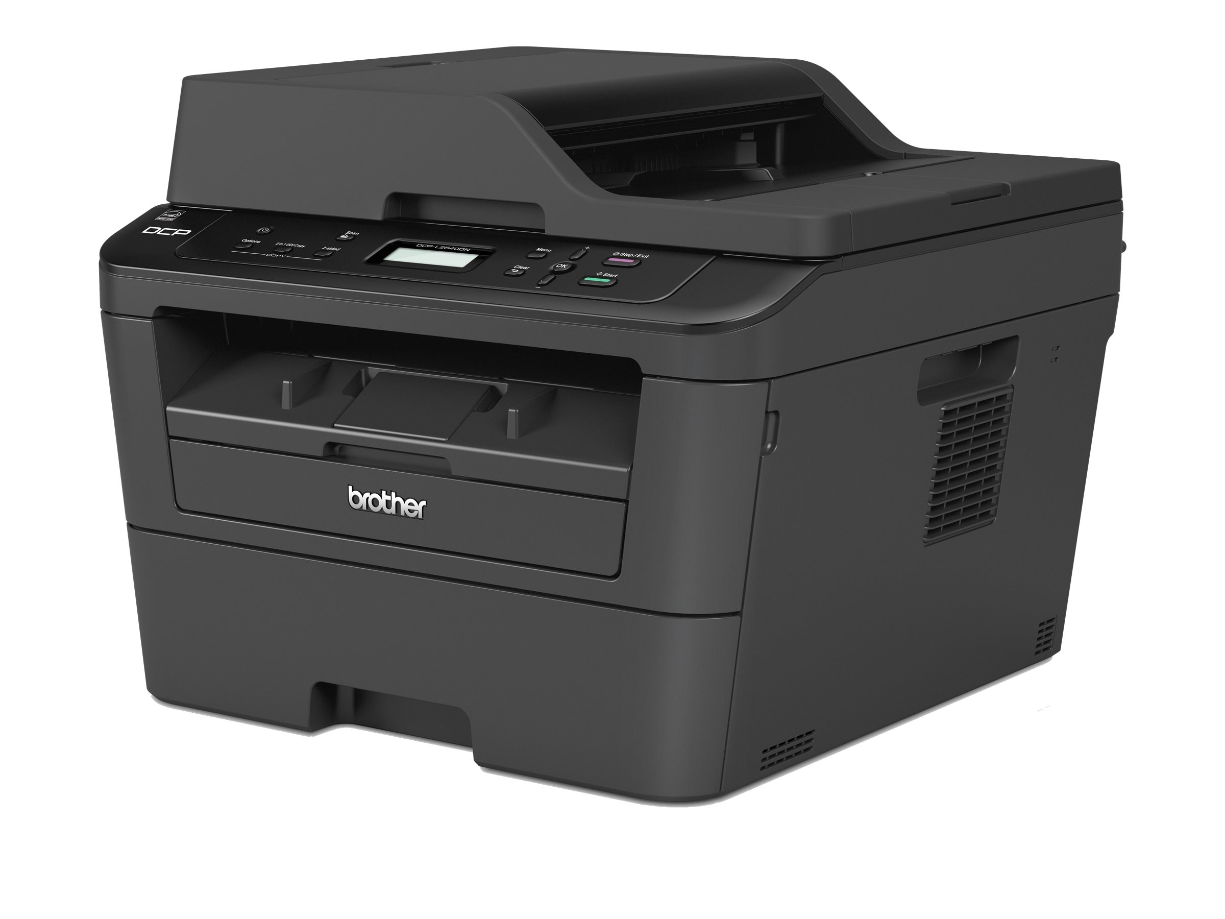 Brother DCP-L2540DW Laser Multi-Function Copier, DCPL2540DW, 17660697, MultiFunction - Laser (monochrome)