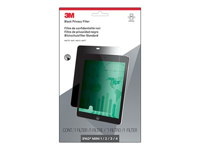 3M Privacy Filter for iPad Mini 1 2 3 4, Portrait, PFTAP003