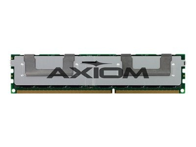 Axiom 32GB PC3-8500 240-pin DDR3 SDRAM RDIMM for Select HP, 627814-B21-AX, 13081081, Memory