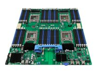 Intel Motherboard, Custom Socket R (4x) E5-4600 Family Max.1.5TB DDR3 6xPCIe 2xGbE, S4600LH2, 16757180, Motherboards