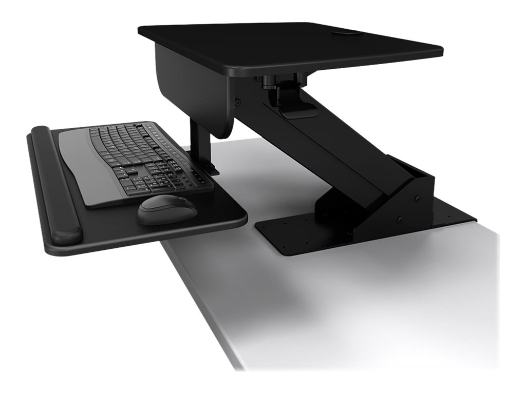 Atdec Sit to Stand Workstation Desk Clamp, A-STSCB