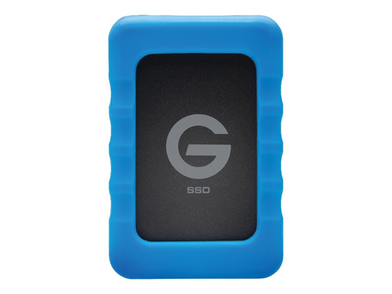 G-Technology 1TB G-DRIVE ev RaW Solid State Drive, 0G04759, 30912511, Solid State Drives - External