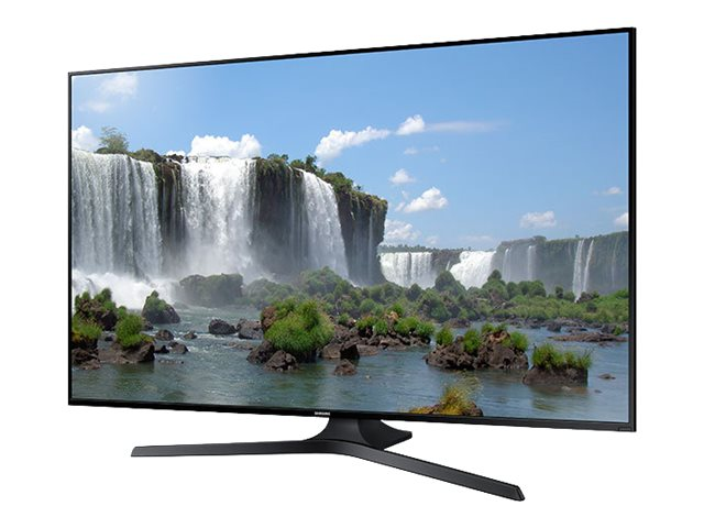 Samsung 54.6 J6300 Full HD LED-LCD Smart TV, Black, UN55J6300AFXZA, 19506175, Televisions - LED-LCD Consumer